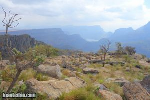 Blyde River canyon in Mpumalanga – South Africa