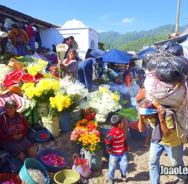 Visit Chichicastenango, Pre-Columbian beliefs and Witchcraft