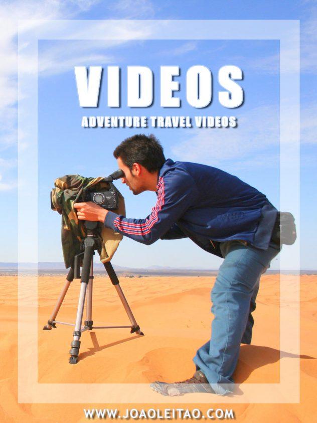 Adventure Travel Videos from Nomad Revelations blog