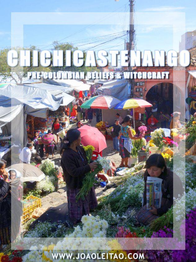 Visit Chichicastenango - Guatemala, Pre-Columbian beliefs & Witchcraft