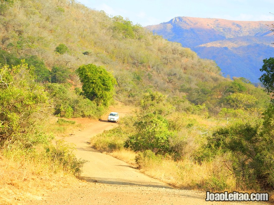 É fácil conduzir na África do Sul?