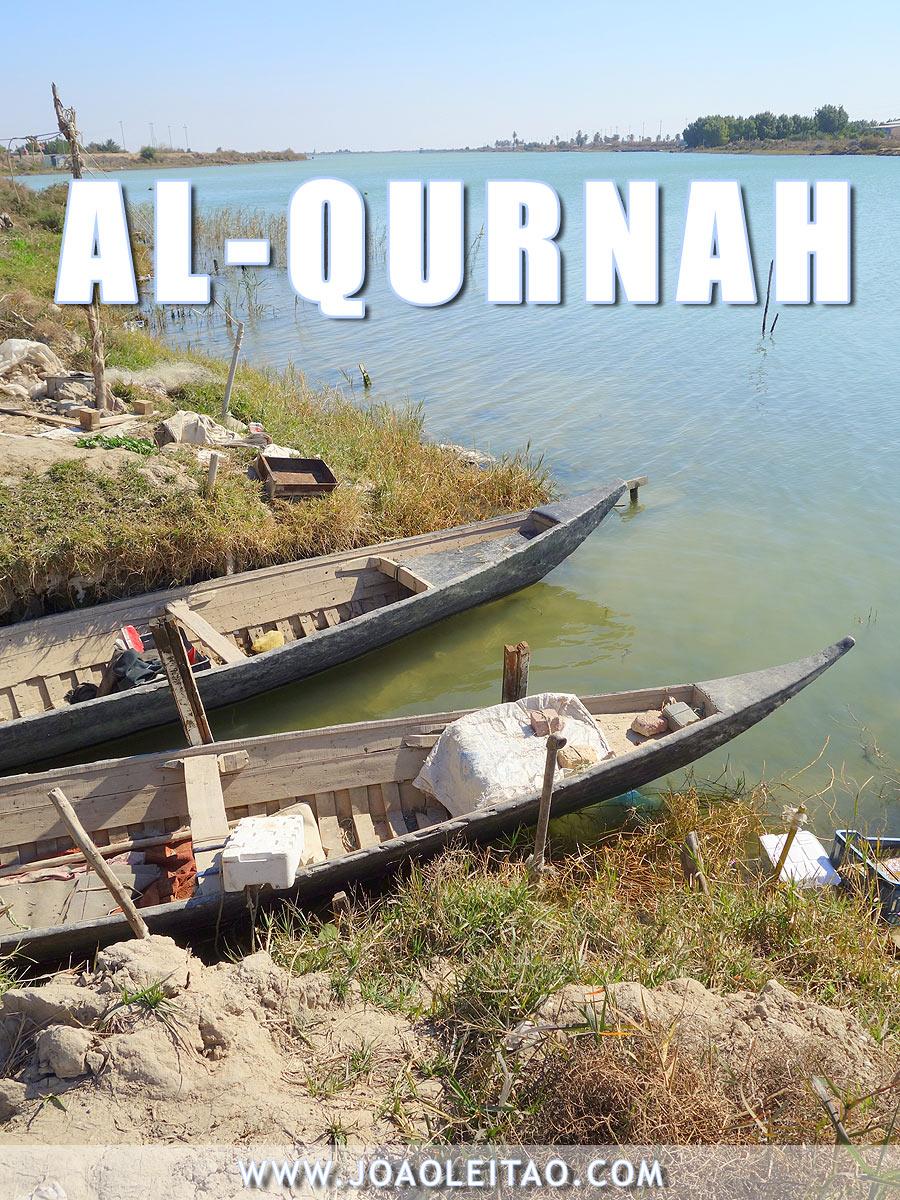 Al Qurnah, Iraq