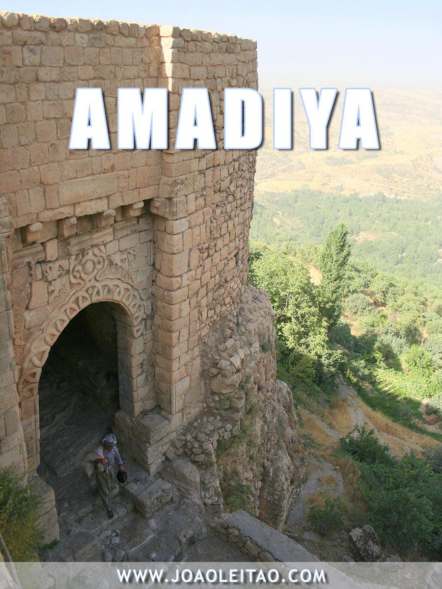 Amadiya, Iraq