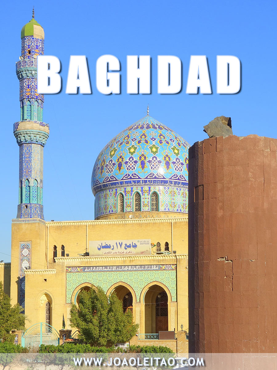 Visit Iraq - 25 Amazing places possible to Travel in 2018-2019