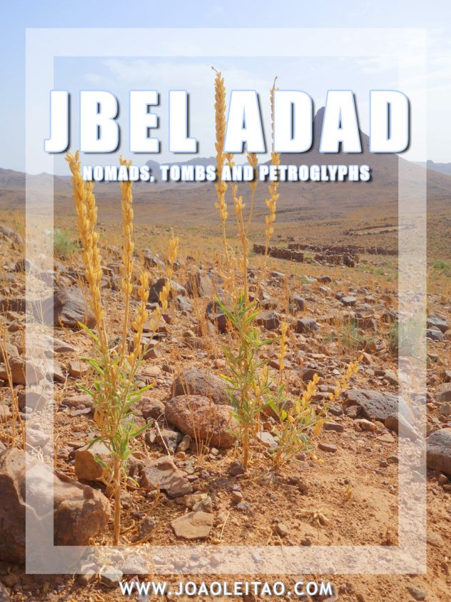 Nomads, Tombs and Petroglyphs - Jbel Adad in Ouarzazate