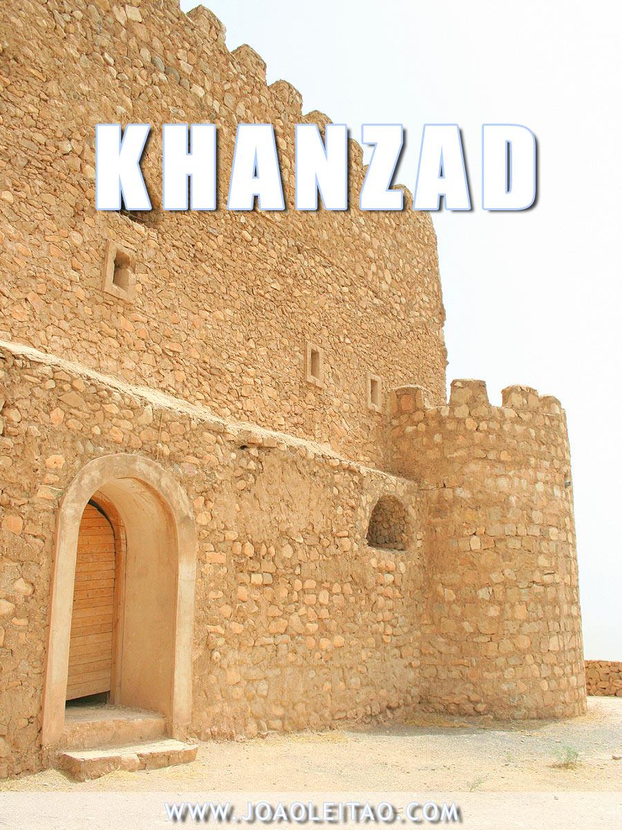 Khanzad, Iraq