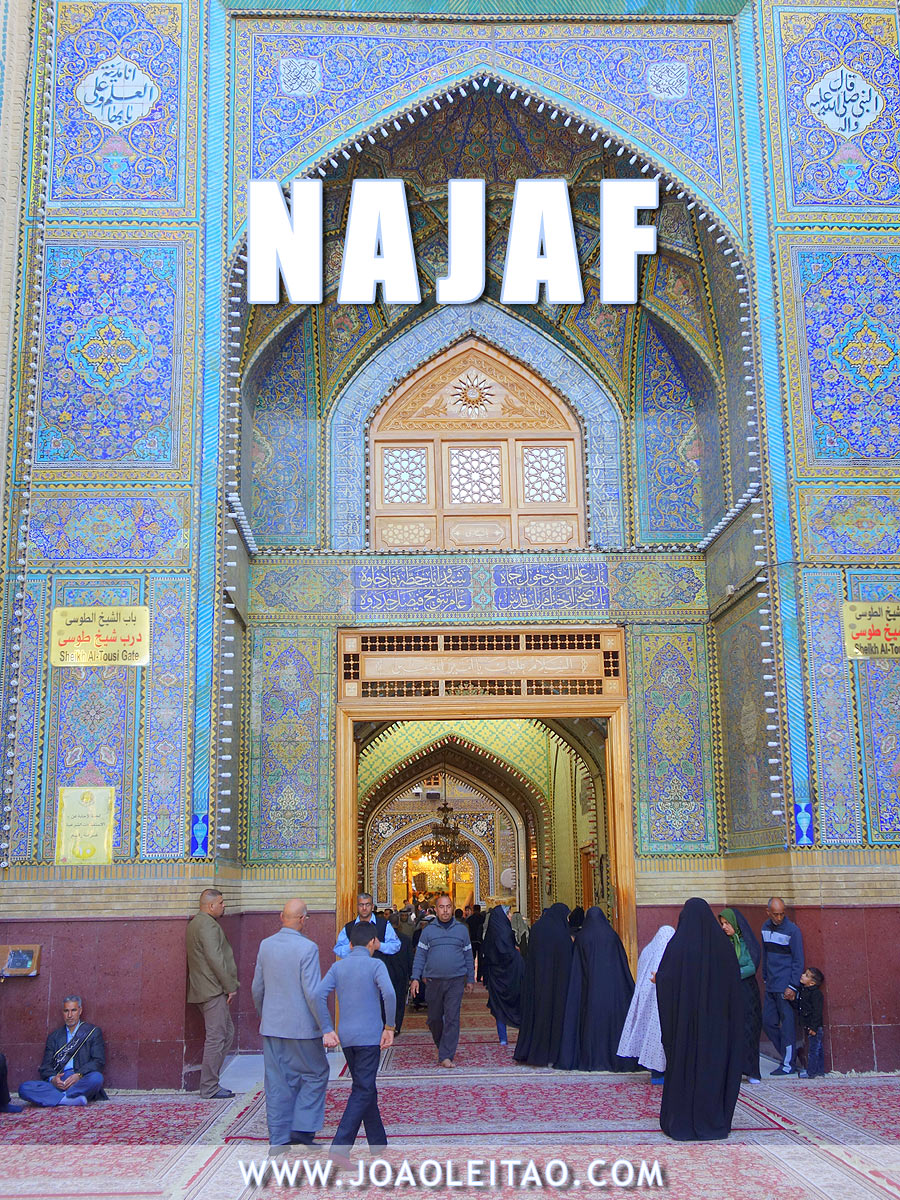 Najaf, Iraq