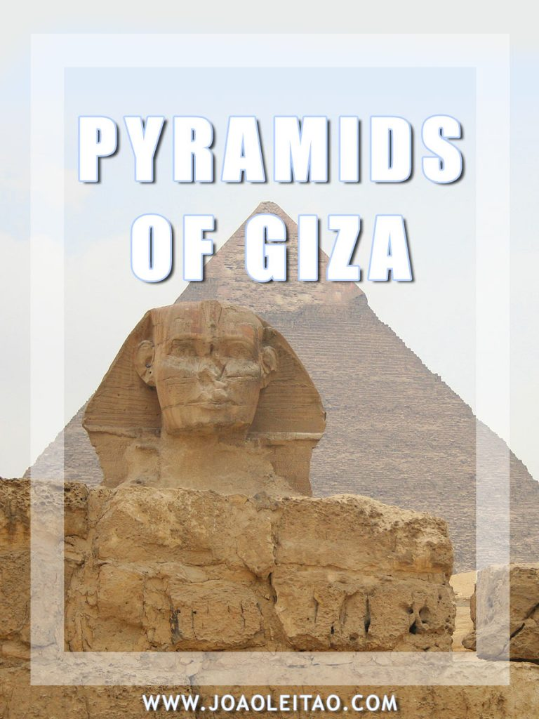 Visiting the Pyramids of Giza in Cairo – Ancient Egypt