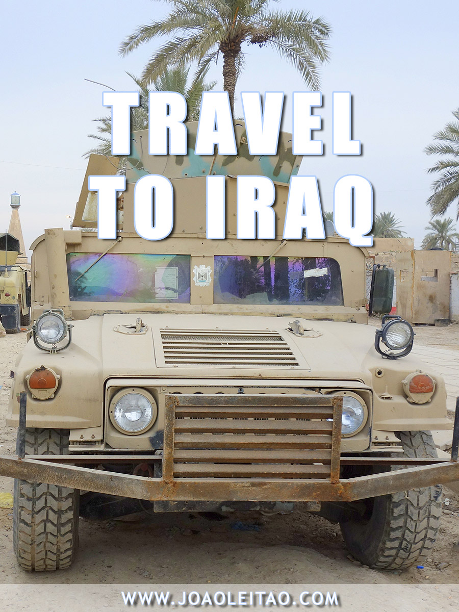 Travel to Iraq - important
