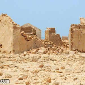 Al Areesh village in Qatar