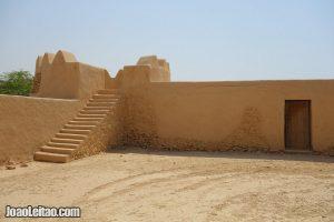 Al-Rekayat Fort in Qatar