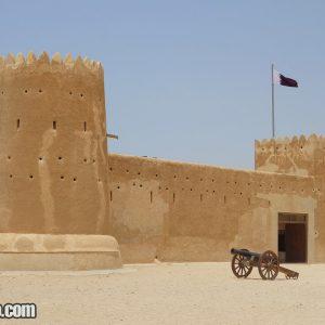 Al Zubarah Fort in Qatar