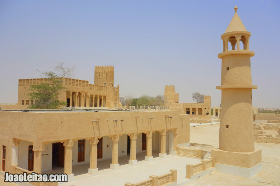 Barzan in Qatar