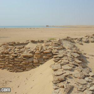 Bir Zekreet Fort in Qatar
