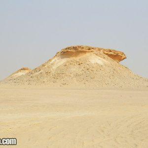 Brouq Nature Reserve in Qatar