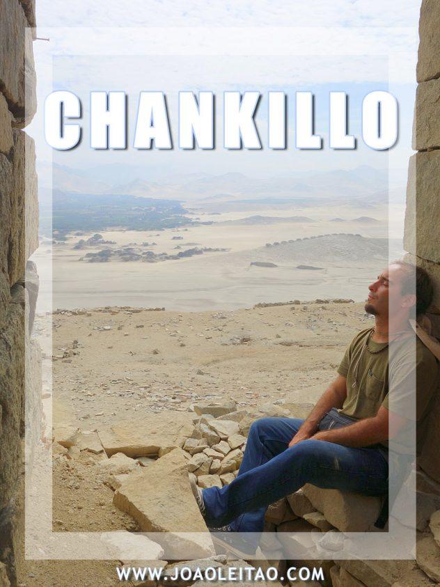 Chankillo, Peru - the 2,300-year-old solar desert observatory