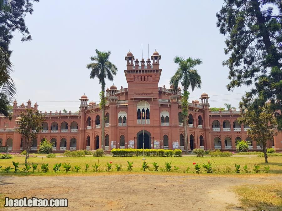 Curzon Hall em Daca