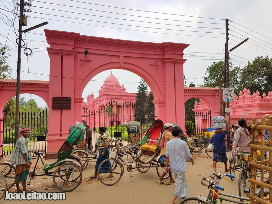 Dhaka Pink Palace