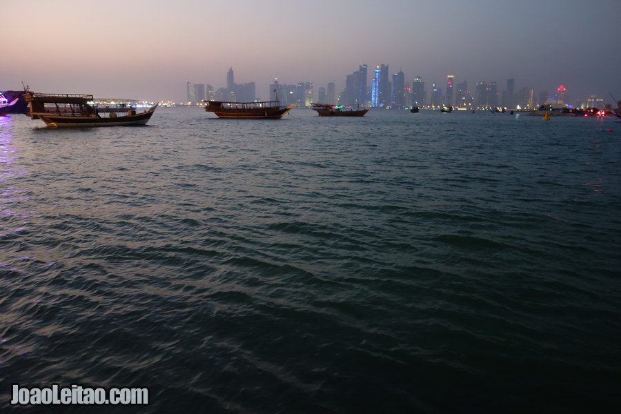 Doha in Qatar