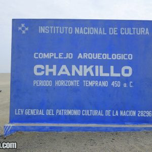 How to get to Chankillo in Peru