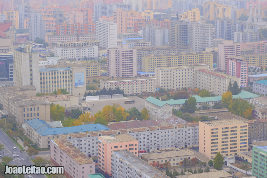 Beautiful Pyongyang – A different look at North Korea's capital