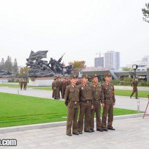 Victorious War Museum - Pyongyang