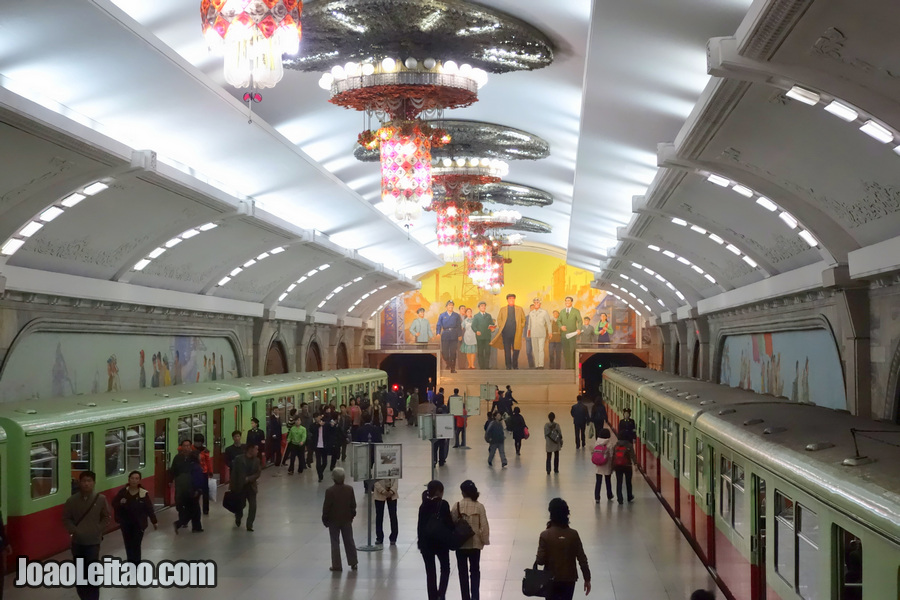 Metro - Pyongyang