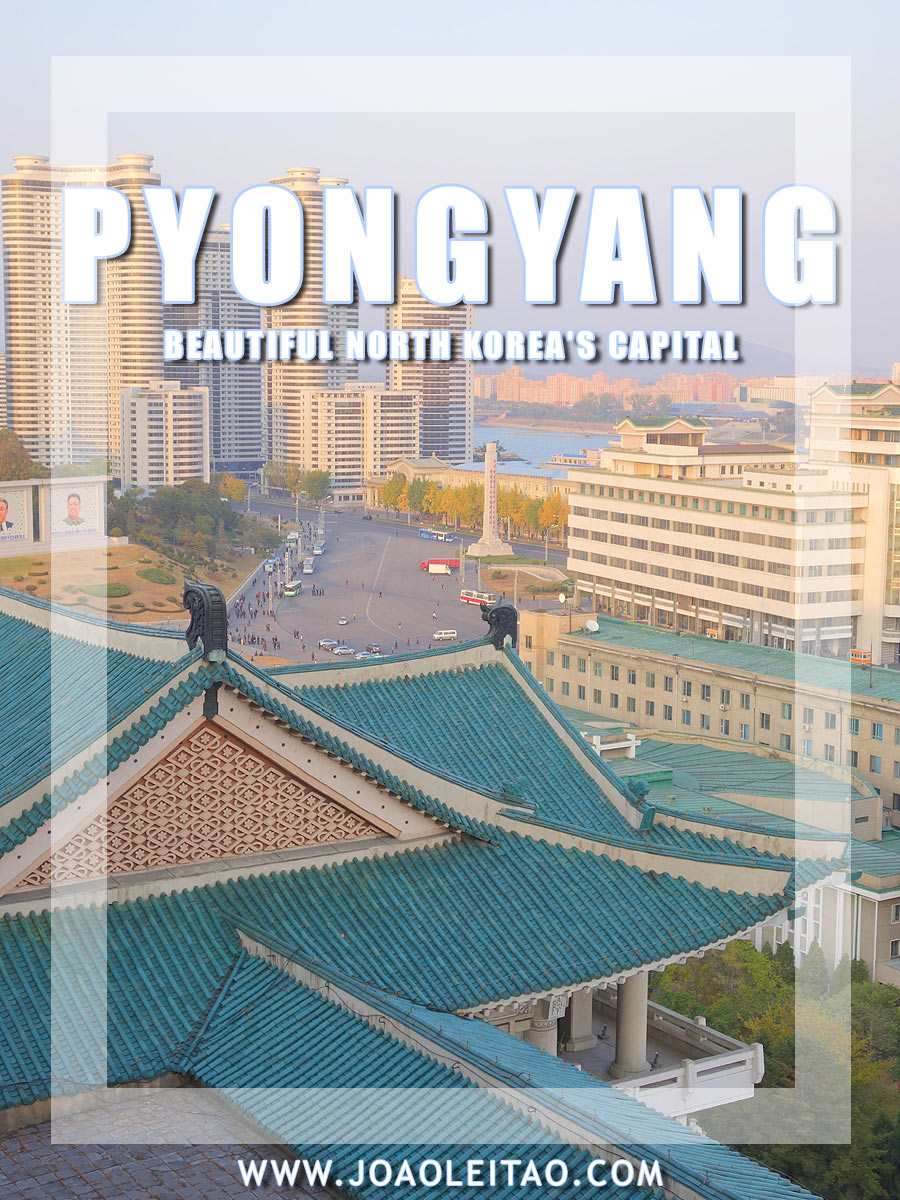 Beautiful Pyongyang - A different look at North Korea's capital