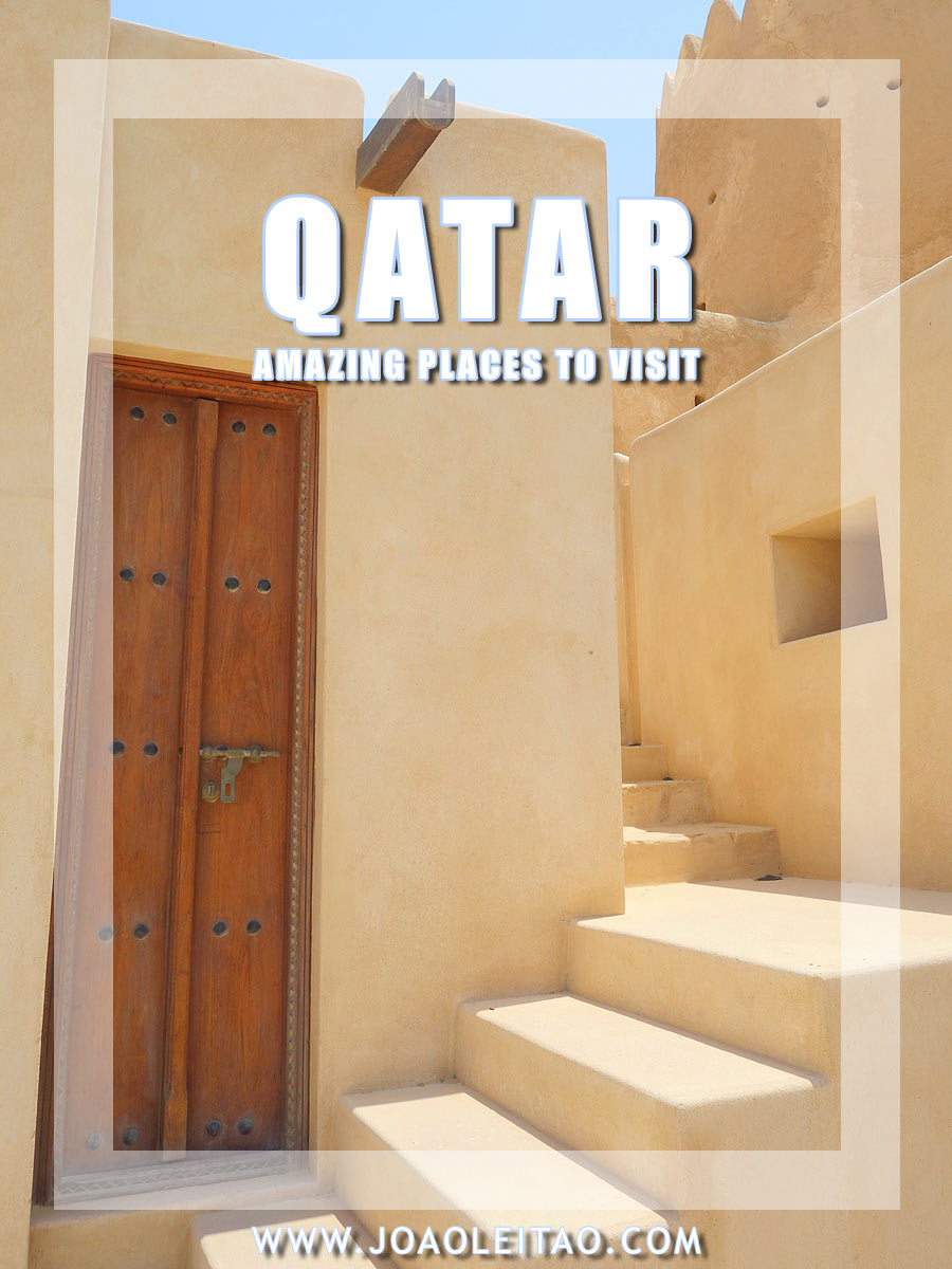 Visit Qatar - Amazing places to Travel