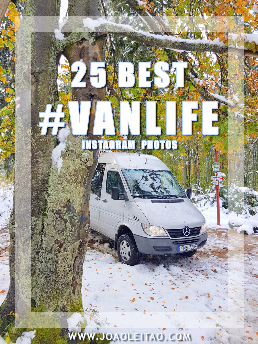 VANLIFE INSTAGRAM PHOTOS