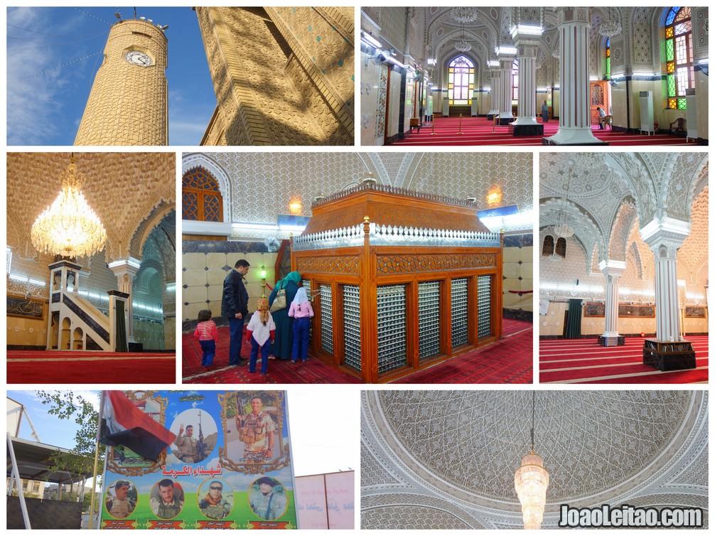 ABU HANIFA MOSQUE BAGHDAD