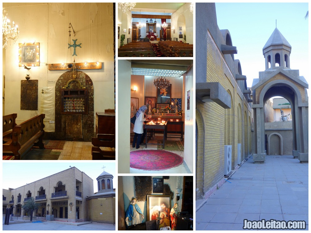 ARMENIAN CHURCH BAGHDAD