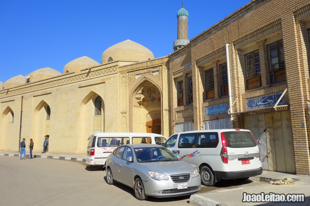 MOSQUE OF HASSAN PASHA BAGHDAD