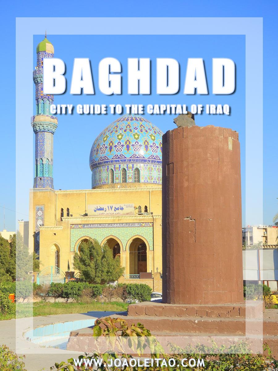 VISIT BAGHDAD