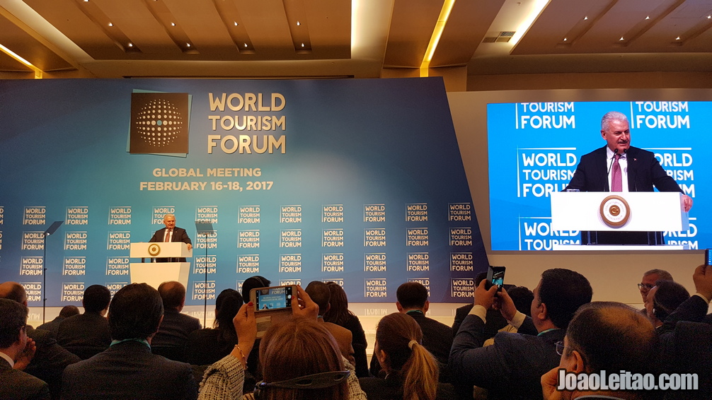 WORLD TOURISM FORUM DAY 1