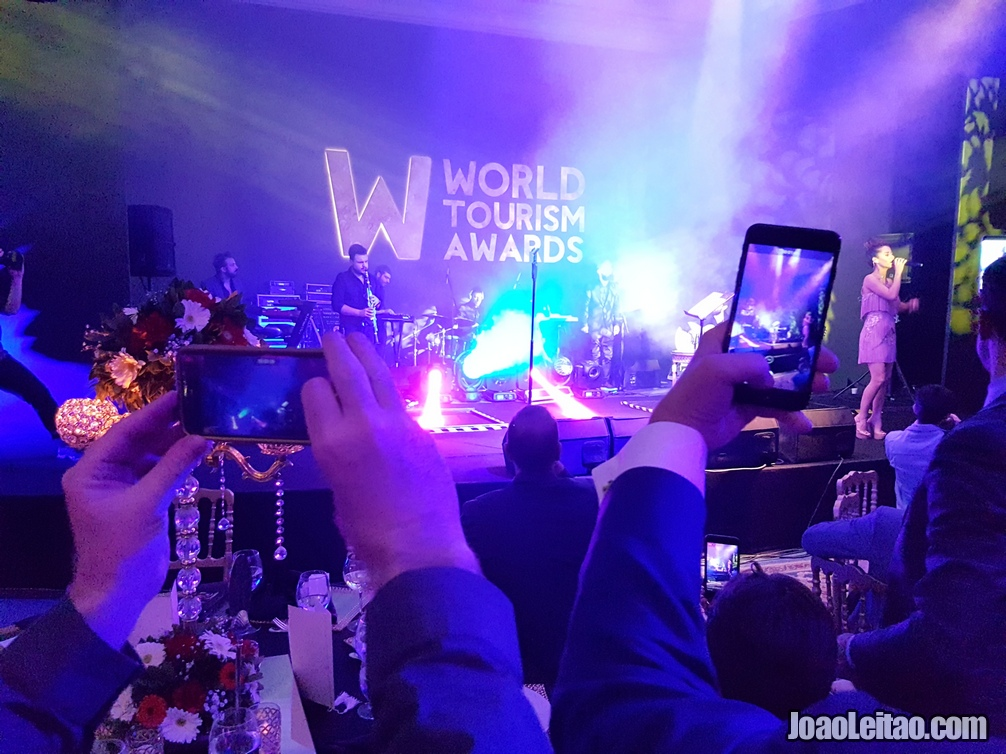 WORLD TOURISM FORUM GALA DINNER