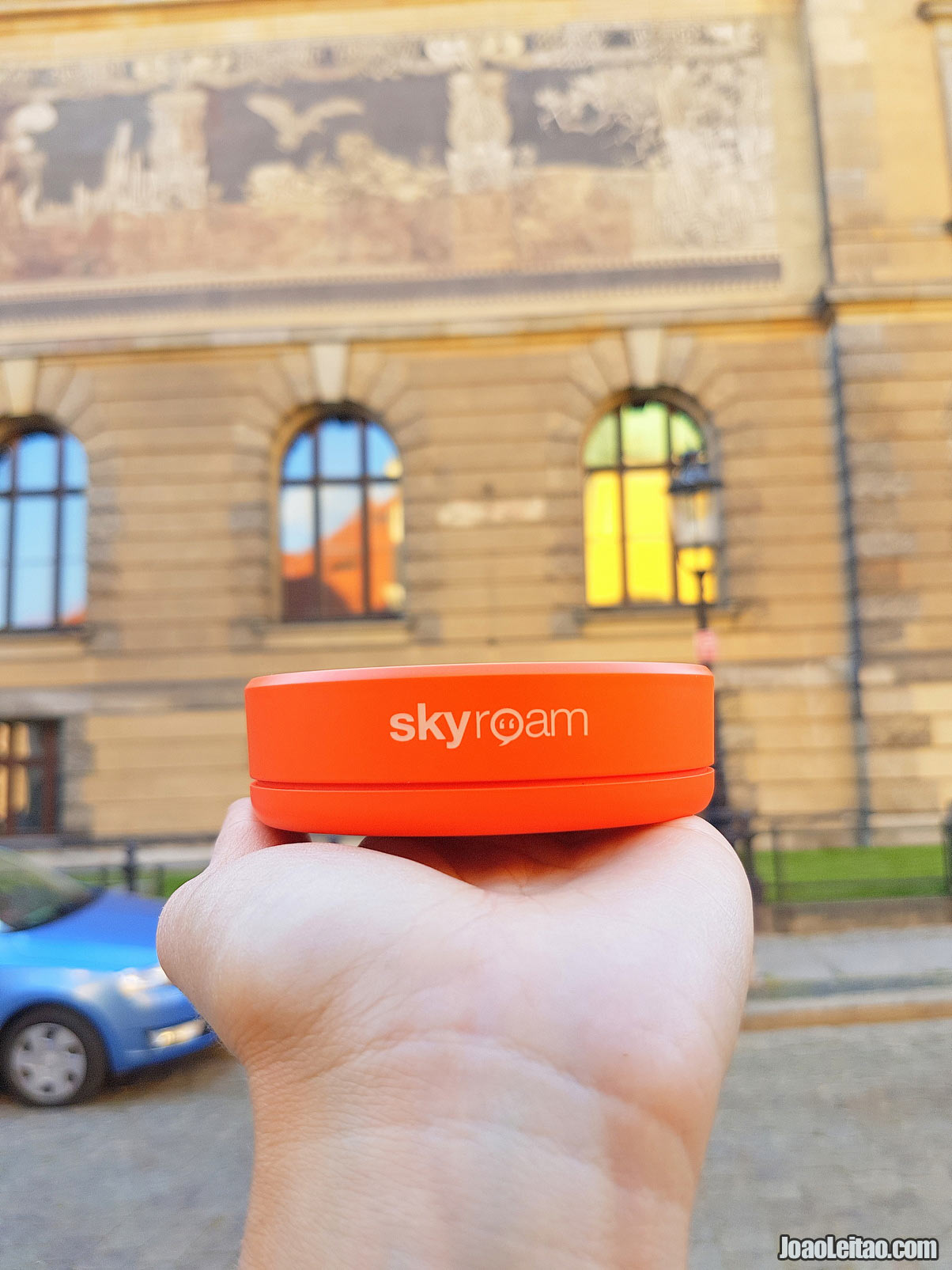 SKYROAM SOLIS - PAY AS YOU GO