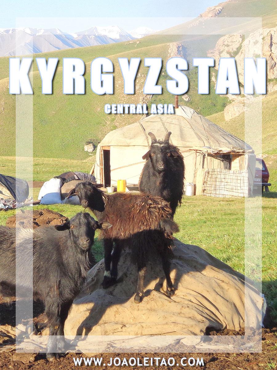 VISIT KYRGYZSTAN