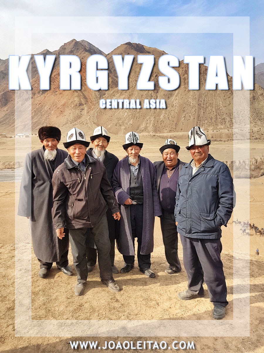 Why I decided to visit Kyrgyzstan again