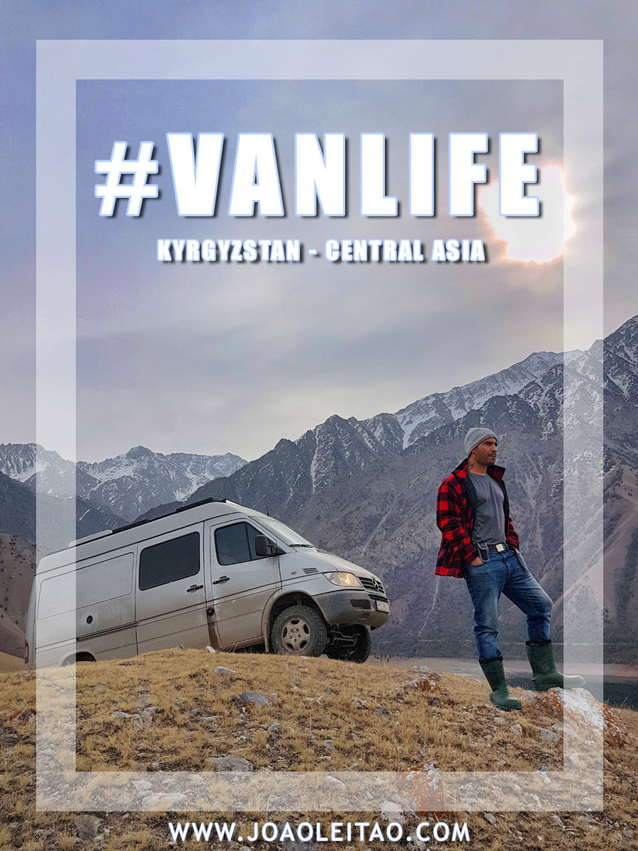 VAN LIFE PHOTOS - KYRGYZSTAN EDITION