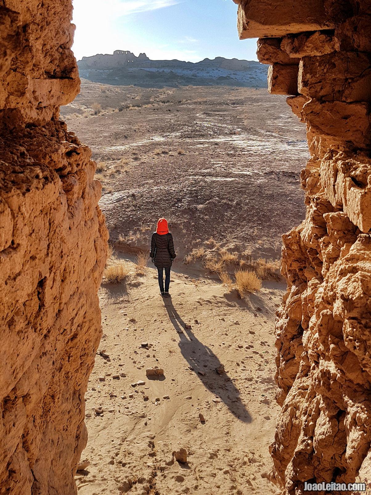 DESERT CASTLES OF ANCIENT KHOREZM
