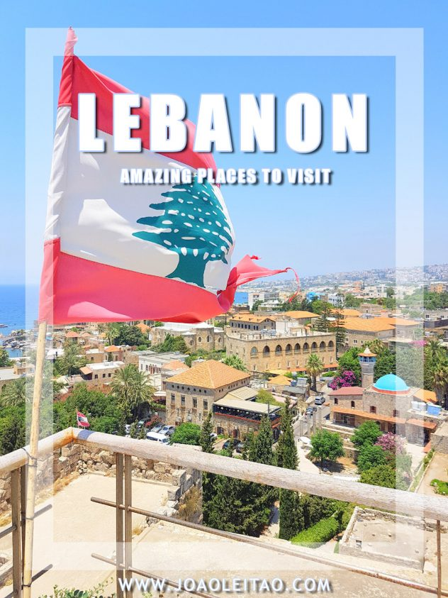 Best Places to Visit in Lebanon for One-Week Travel Itinerary