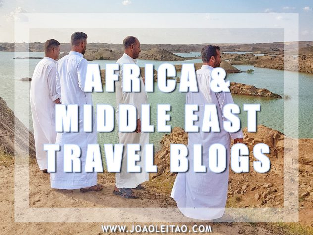 AFRICA MIDDLE EAST TRAVEL BLOGS