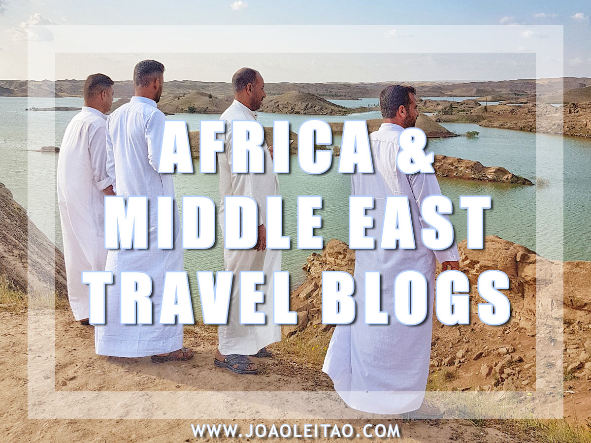 80 best Africa & Middle East travel blogs and websites
