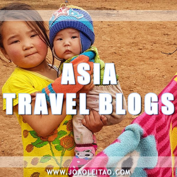 Top 200 Asia Travel Blogs and Websites to Follow