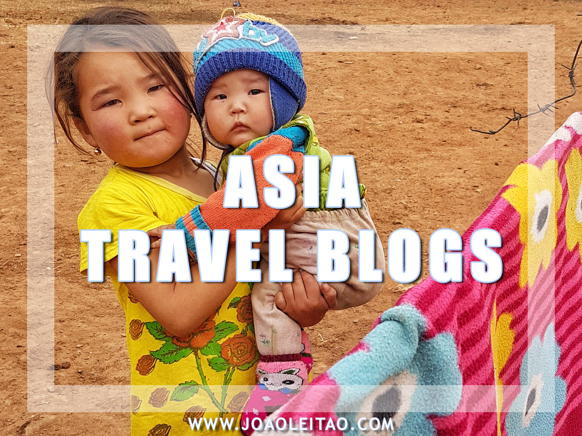 ASIA TRAVEL BLOGS
