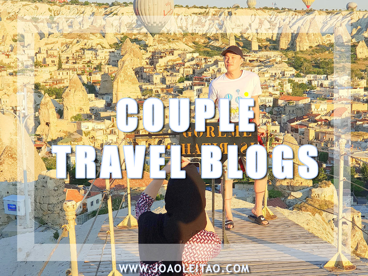 200 best couple travel blogs and websites