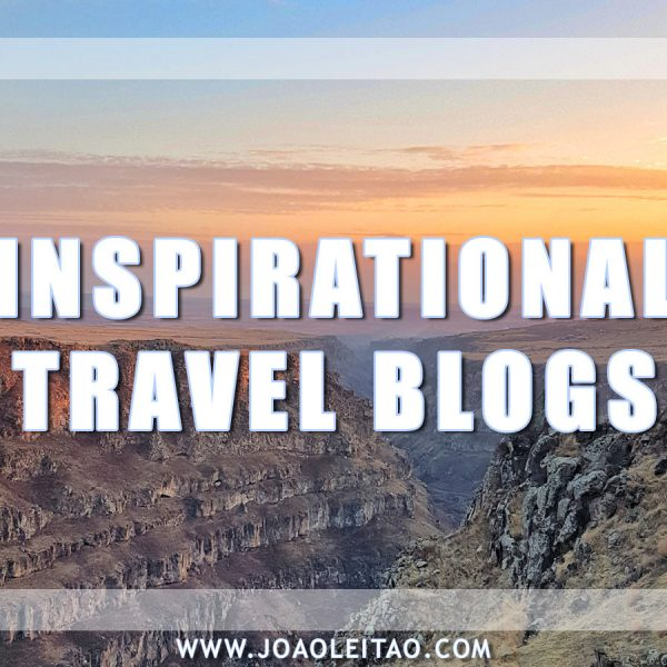 Inspirational Adventure Travel Blogs You Have to Follow