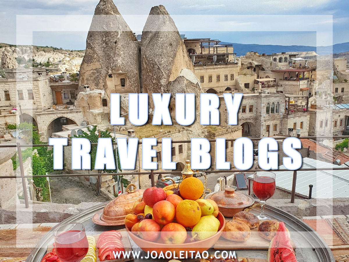 LUXURY TRAVEL BLOGS