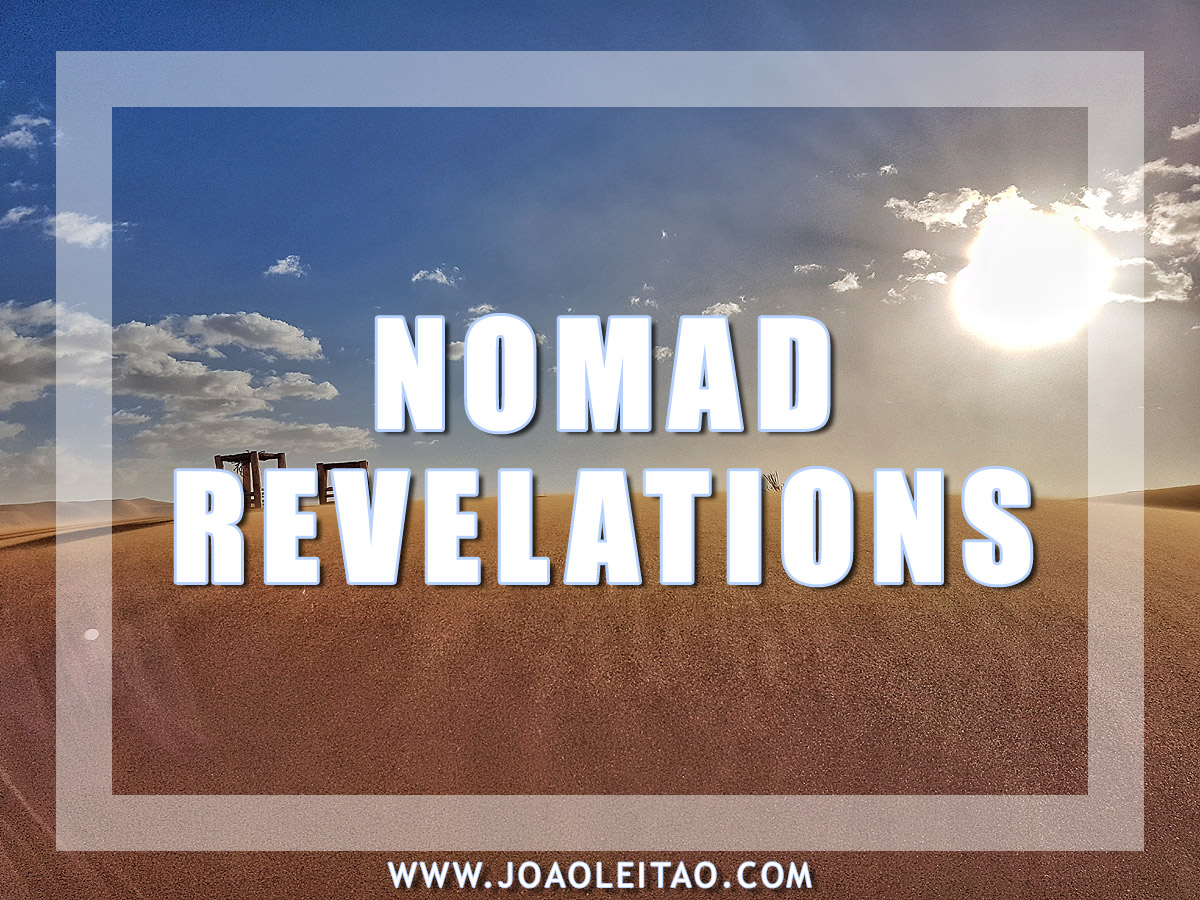NOMAD REVELATIONS BLOG